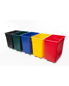 Bottle Bin Skips in 5 Colour Options