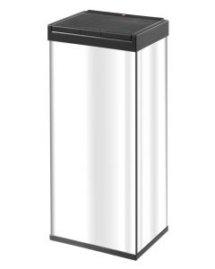 Large Touch Box Bin Stainless Steel (60 litre)